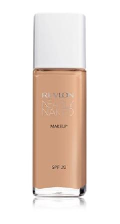 Revlon Nearly Naked make-up 170 Natural Beige 30 ml