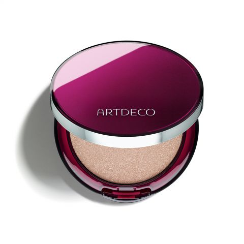 Artdeco Strobing Highlighter Powder Compact 6 Glow Time