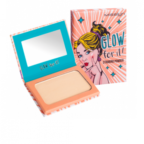 Misslyn Strobing powder Glow for it