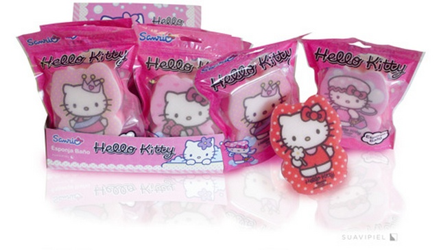 Suavipiel Hello Kitty