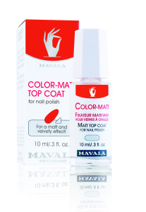 Mavala Color Matt Top Coat matný