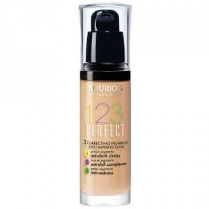 Bourjois Make-up 1.2.3 Perfect 53 Beige Clair 30 ml