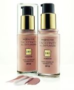 Max Factor make-up Facefinity All Day Flawless 3v1 50 Natural 30 ml