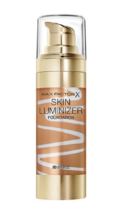 Max Factor rozjasňující make-up Skin Luminizer 80 Bronze 30 ml