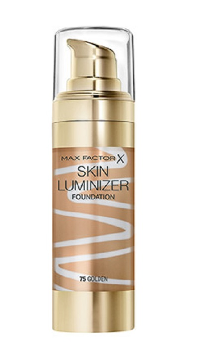 Max Factor rozjasňující make-up Skin Luminizer 75 Golden 30 ml