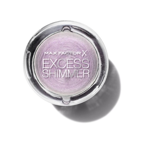 Max Factor oční stíny Excess Shimmer Eyeshadow 15 Pink Opal 7g