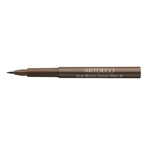 Artdeco Eyebrow Color Pen pero na obočí 06 Medium Brown 1,1 ml