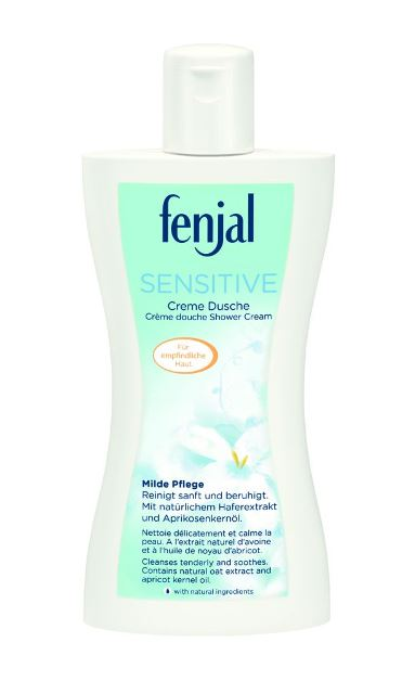 Fenjal Sensitive Creme Dusche sprchový krém 200 ml