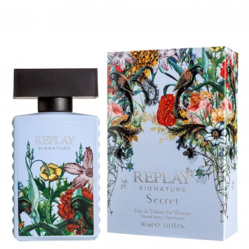 Replay Signature Secret Woman EdT 100 ml
