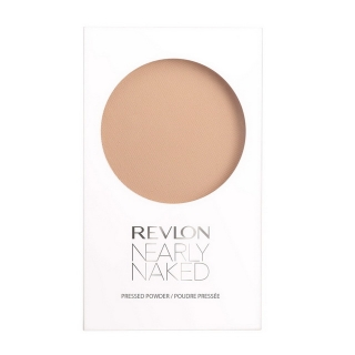 Revlon Nearly Naked Powder kompaktní pudr 020 Light 8g