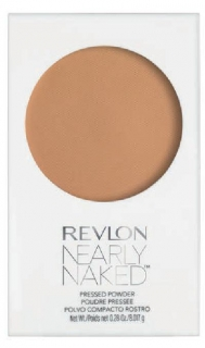 Revlon Nearly Naked Powder kompaktní pudr 030 Medium 8g