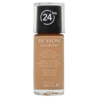 Revlon Colorstay make-up Normal/Dry Skin 180 Sand Beige 30 ml