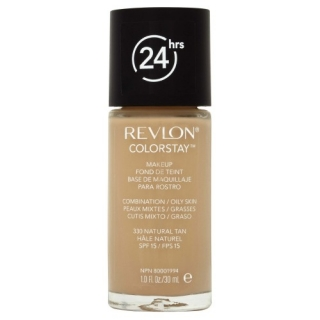 Revlon Colorstay make-up Combination/Oily Skin 330 Natural Tan 30 ml