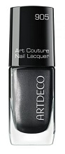 Artdeco lak na nehty Art Couture 905 Gunmetal 10 ml