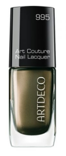 Artdeco lak na nehty Art Couture 995 Golden Moss 10 ml