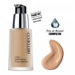 Artdeco make-up High Definition Foundation 45 Light Warm Beige 30 ml