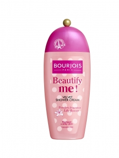 Bourjois sprchový gel Beautify Me 250 ml
