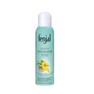 Fenjal Shower Mousse Moringa