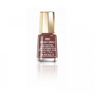 Mavala Heritage Colors lak na nehty 992 Walnut Grove 5 ml
