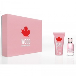 Dsquared2 Wood pour Femme Kit EdT 30