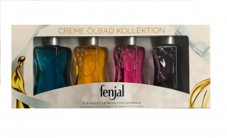 Fenjal Cream Bath Oil set