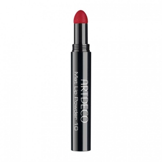 Artdeco Mat Lip Powder 10 Hypnotic Red