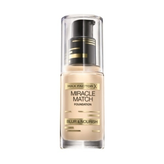 Max Factor make-up Miracle Match 45 Warm Almond 30 ml
