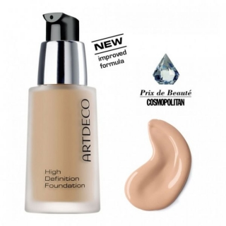 Artdeco make-up High Definition Foundation 08 Soft Linen 30 ml