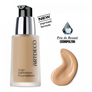 Artdeco make-up High Definition Foundation 11 Medium Honey Beige 30 ml