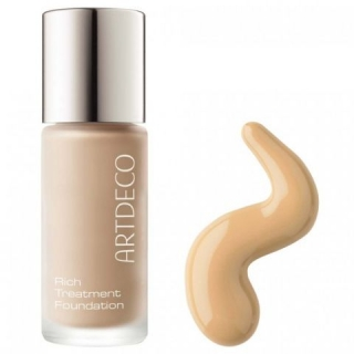 Artdeco make-up Rich Treatment Foundation 15 Cashmere Rose 20ml