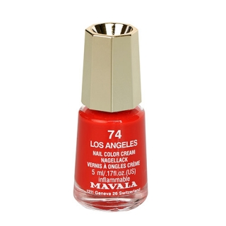 Mavala Minicolor lak na nehty 74 Los Angeles 5 ml