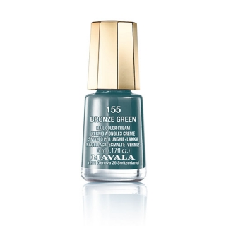 Mavala Minicolor lak na nehty 155 Bronze Green 5 ml