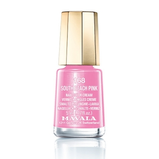 Mavala Minicolor lak na nehty 168 South Beach Pink 5 ml