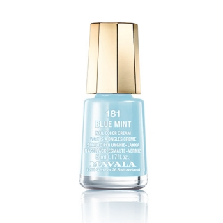 Mavala Minicolor lak na nehty 181 Blue Mint 5 ml