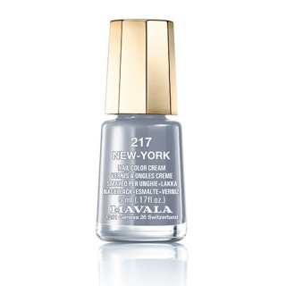 Mavala Minicolor lak na nehty 217 New York 5 ml